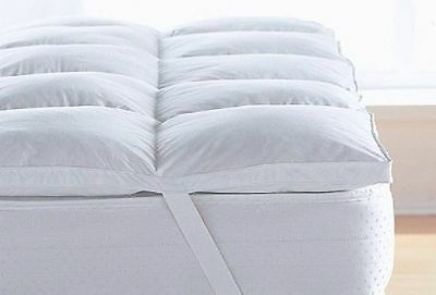 Double Bed **LUXURIOUS**85% Goose Feather & 15% Down Mattress Topper