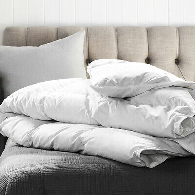 New Duck Feather And Down Duvet Quilt, All Sizes All Togs And Pillows Bargain