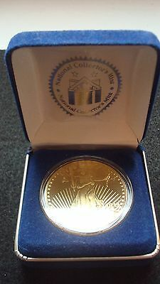Copy of a 1933 Double Eagle Gold Piece Coin.. EXCELLENT++ Condition