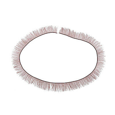 1pcs 8*200mm length eyelashes for 1/3 1/4 BJD doll or reborn doll accessory