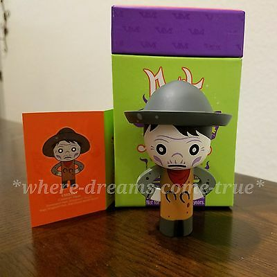 Disney Vinylmation Park Starz 4 - VARIANT  Cadaver Dan Haloween Party (NEW)