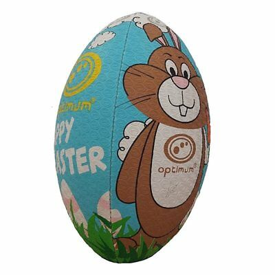 Optimum Easter Bunny Rugby Ball 2017