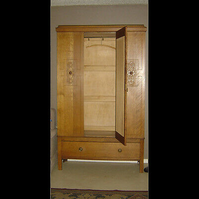 Local Pick Up Only! - Antique Oak Armoire