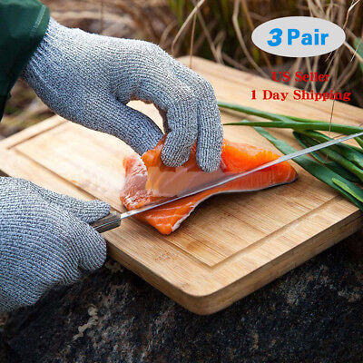 Safety Cut Proof Stainless Steel Metal Mesh Butcher Glove for Meat Processing