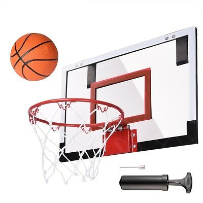 Mini Basketball Hoop System Basketball Goal Over-The-Door/Wall In/outdoor Office