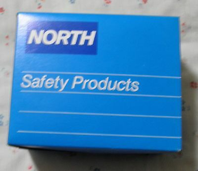 North chemical cartridges for organic vapor N7500-1 box of six.