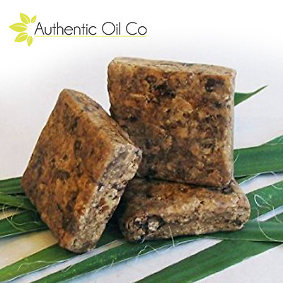 African Black Soap 90 Grams