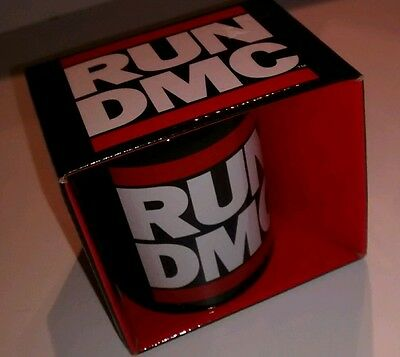 RUN DMC Mug  - Tea/Coffee Cup - New In Box