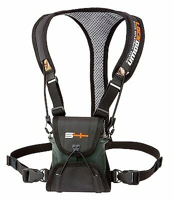 S4Gear LockDown Binocular Harness (Black) for use with binoculars by...