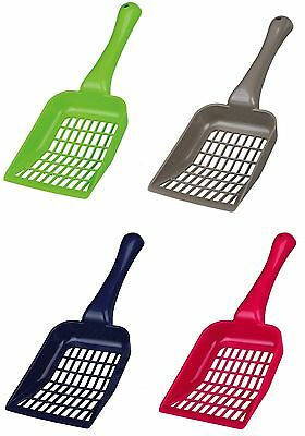Plastic Cat Litter Spoon Scoop for Clumping Litter M
