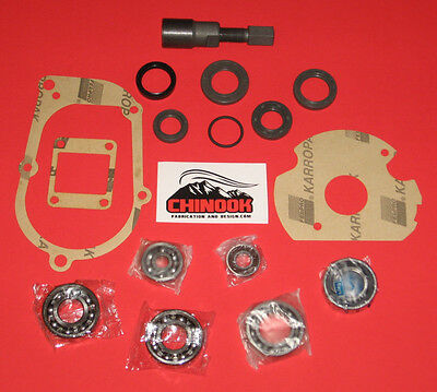 SnoScoot Engine Rebuild Kit  SV-80  Sno Scoot  Gaskets Bearings Seals