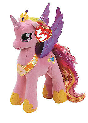 "Princess Cadance Beanie Plush Soft Toy, My Little Pony 10"" (25cm)"