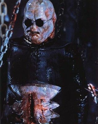 Simon Bamford UNSIGNED photo - H6293 - Butterball Cenobite - Hellraiser