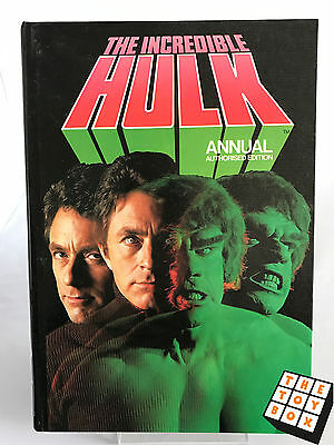 Marvel The Incredible Hulk Annual Book 1979
