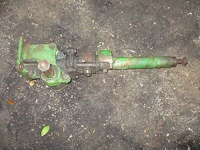 2010 John Deere Gas Tractor Power Steering Column Hand Pump Assembly Free Ship