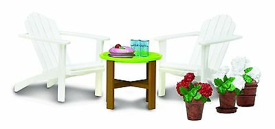 Lundby Smaland Garden Furniture Set Scale 1:18