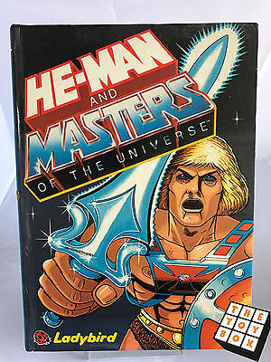 He Man Masters of The Universe MOTU Ladybird Story Annual Book 1985