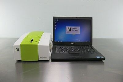 Millipore Direct Detect Infrared Spectrometer with Laptop