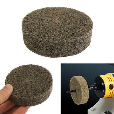 3 Inch 75mm Nylon Fiber Polisher Buffing Pad Wheel