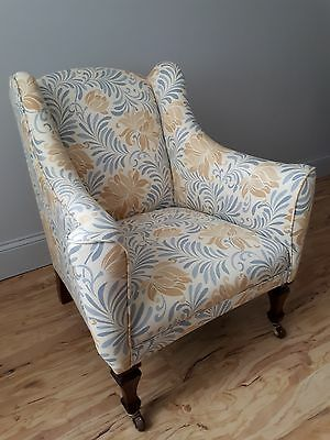 Original antique Edwardian arm chair