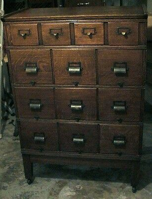 Yawman And Erbe Mfg Co Stacking Filing Cabinet