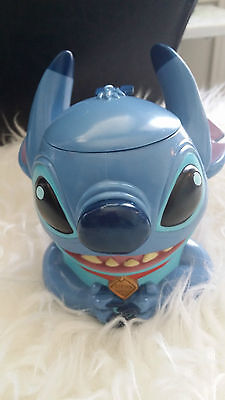 Disney ON ICE Official Lilo & Stitch Character Mug Flip Lid Cup