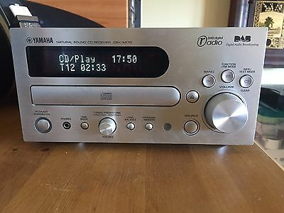 yamaha crx m170 cd dab receiver picclick uk. Black Bedroom Furniture Sets. Home Design Ideas
