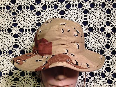 Military Sun Protective Camouflage Desert Hat