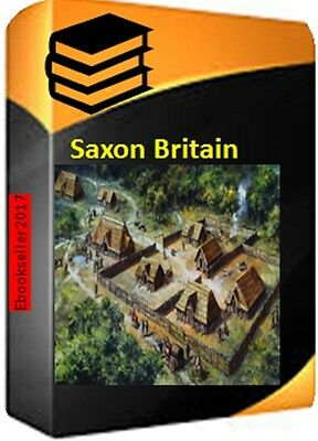 ebooks, The Saxons Britain History, genealogy 100+ ebooks, in pdf format on disc