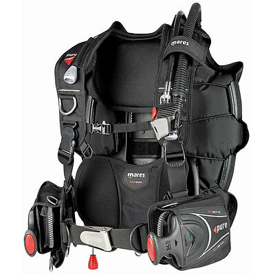 Mares Pure SLS Scuba BCD - Extra Large