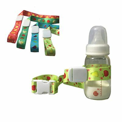 Slip Resistent Belt Stroller Toys Anti Lost Strap Baby Bottle Strap Holder