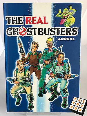 The Real Ghostbusters Annual Book 1989