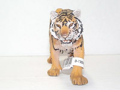 Adult Siberian Tiger Prowling Schleich Cute Wild Animal