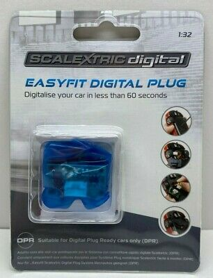 Scalextric Easy Fit Digital Plug Conversion Chip C8515