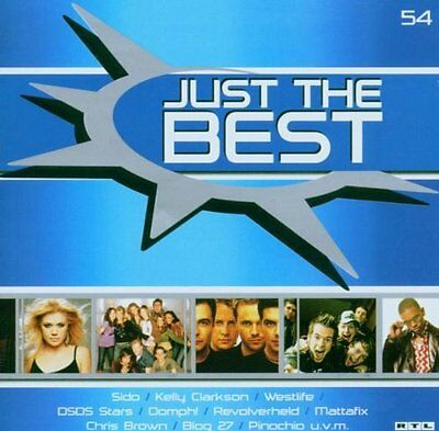 Various - Just The Best Vol.54 CD  NEU