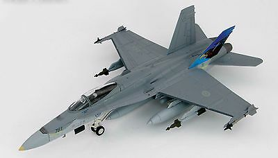 Hobby Master McDonnell Douglas F/A-18C Hornet Nightmare CAF 1/72 HA3537