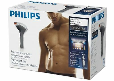 Philips TT3003/11 IPL Haarentfernungssystem Lumea for Men inkl Bodygroom *NEU*