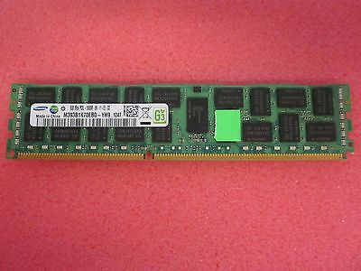 8GB (1x8GB) DDR3 Registered ECC PC3-10600R DIMM-240pin Micron / Hynix / Samsung