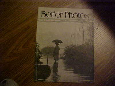 April 1915 Better Photos Camera Magazine Sears Roebuck