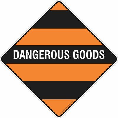 Dangerous Goods Safety Signs & Stickers