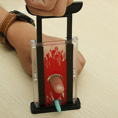 Finger Cutter Chopper Guillotine Magic Finger Hay Cutter Tool Nice TSUS