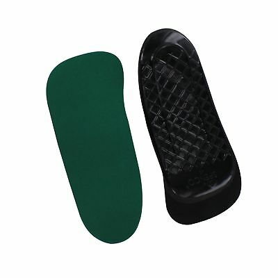 Spenco Rx Orthotic Arch Support 3/4 Length Shoe Insoles Women's 11-12 / Men's...