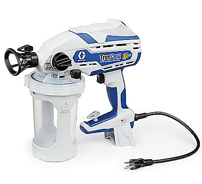 Graco 17D889 TrueCoat 360VSP Handheld Paint Sprayer New DIY True Airless