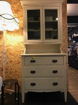 Antique Painted Pine Glazed Dresser / CAN BE DELIVERED AT A COST! NOW REDUCED!!