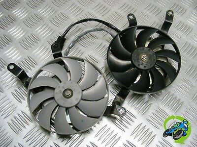 Yamaha Yzf-R6 Yzf600 Yzf 600 R6 13S 2014 Radiator Rad Fan Fans *free Uk Post*