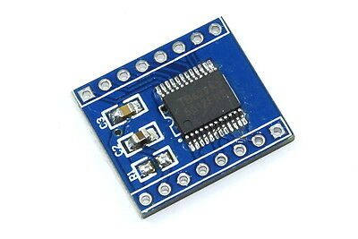 LC Technology TB6612FNG Dual DC Motor Driver Module PWM Arduino Flux Workshop