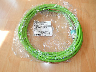 SIEMENS 6FX 8002-2EQ10-1AG0 Encoderkabel, Signal cable, Asolute encoder in Motor
