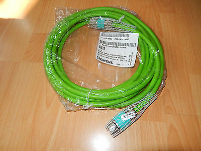SIEMENS 6FX 8002-2EQ14-1AG0 Encoderkabel, Signal cable, Asolute encoder in Motor
