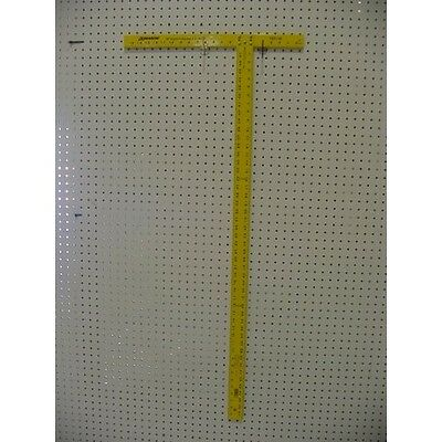 Swanson TDT148 48 Drywall Square (Yellow) NEW