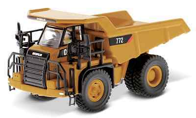 Diecast Masters 85261 1:87/ho Scale Cat 772 Off Highway Truck (Mib)